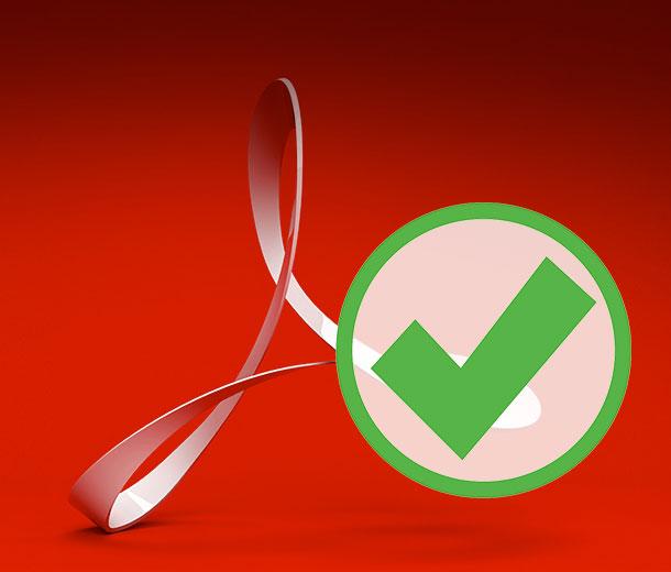 Certified PDF